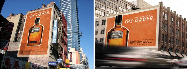Gentleman Jack - Ads