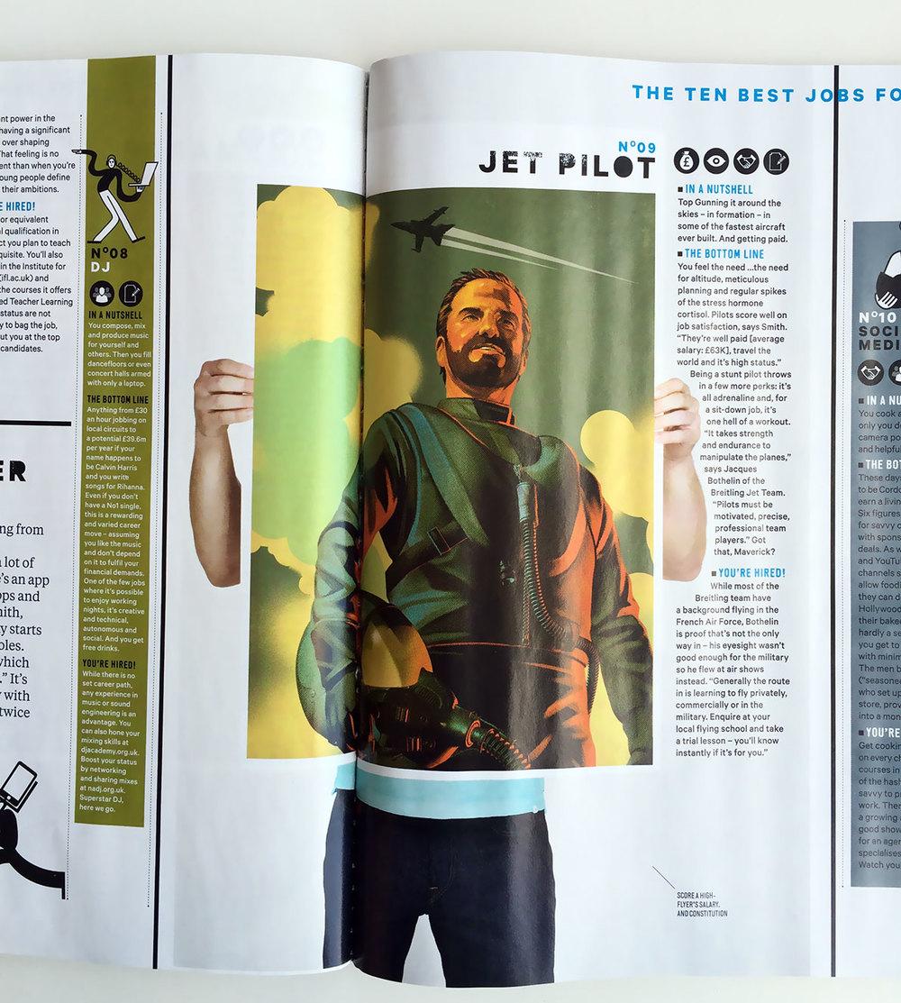 No.9 - The Jet Pilot
