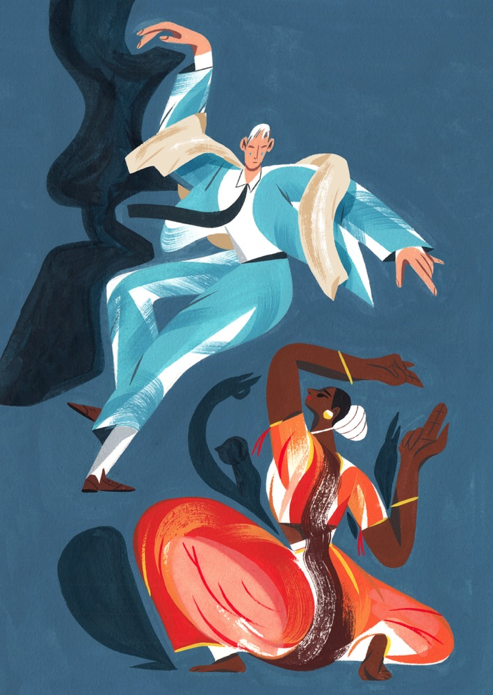 New Yorker • Words On Dance