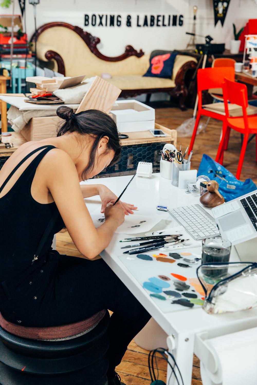 Ping Zhu • Studio