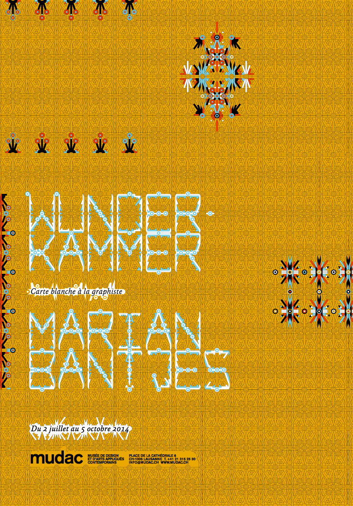 Wunderkammer • Solo Exhibition Poster