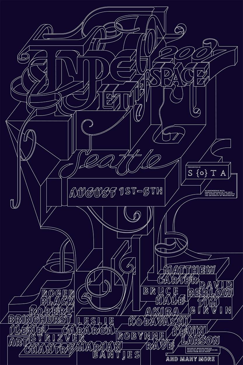 Typecon Poster
