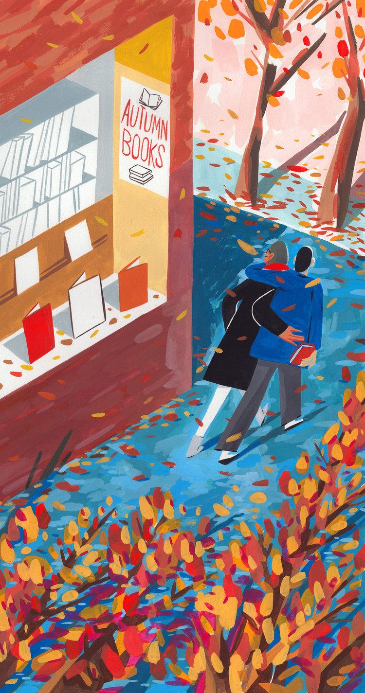 Ping Zhu Autumn Books