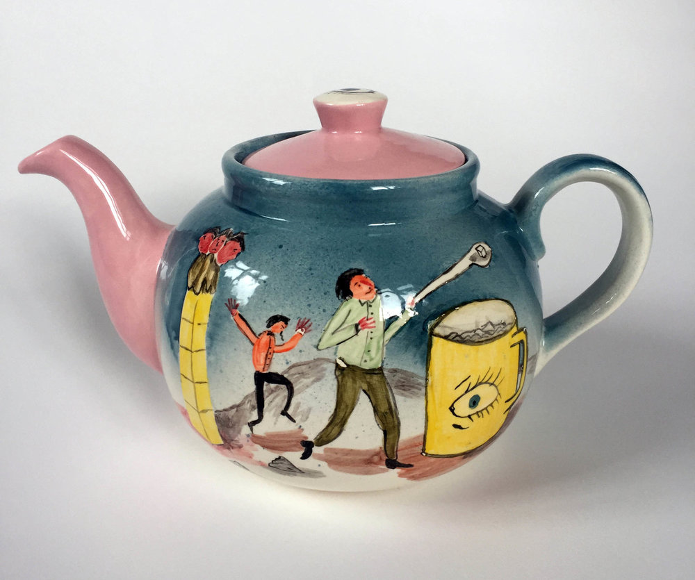 RN - teapot