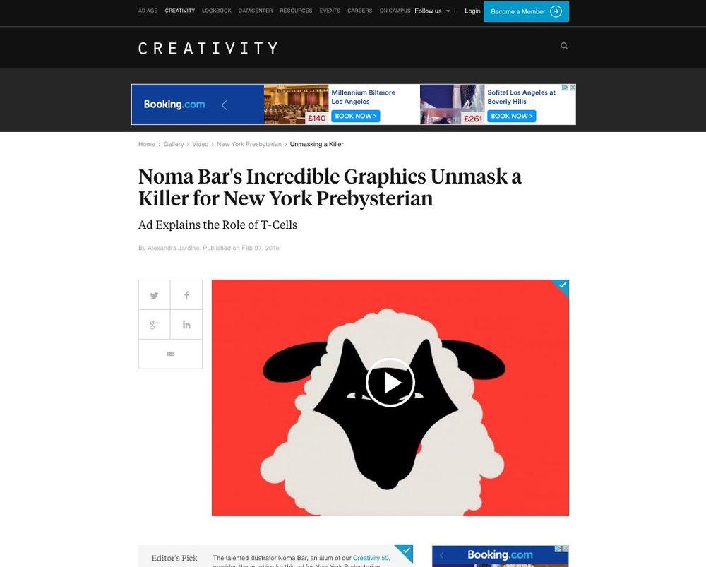 Creativity Online -