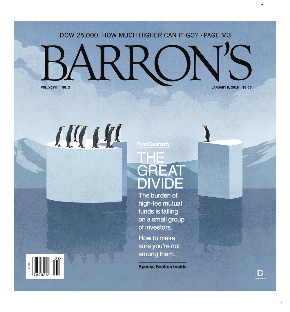 #BarronsMagazine