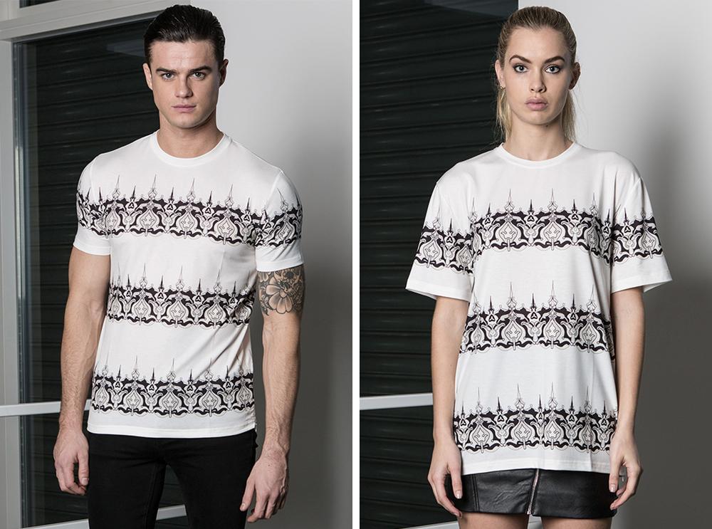 Nemas Pattern T-shirt
