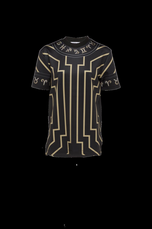 Zodiac Geometric Neoprene T-shirt (UNISEX)