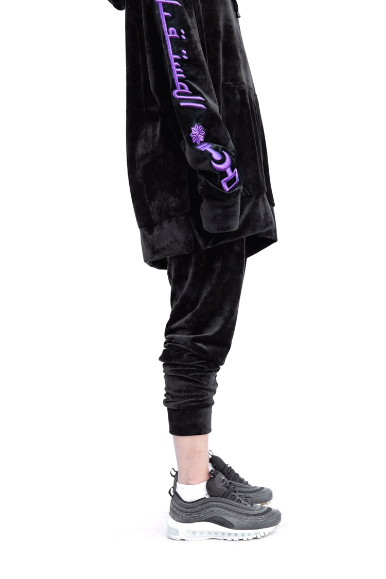 Black Velvet Track Pants6.png