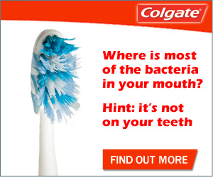 Healthy Mouth, Healthy Body  Client:  Colgate