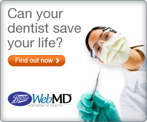 Oral Health  Client:  BootsWebMD