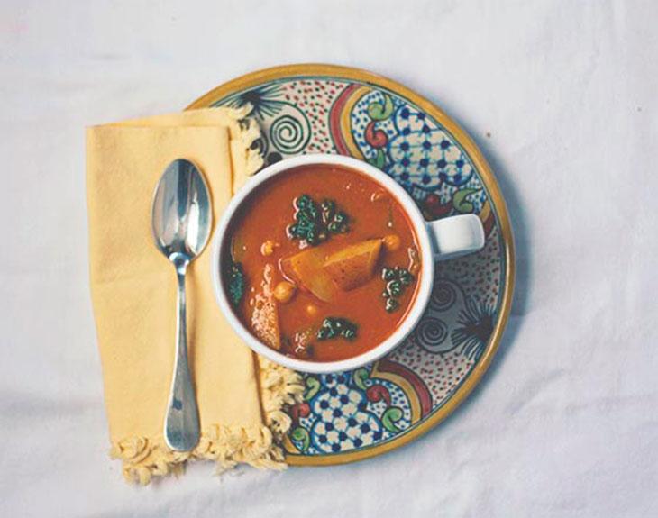 vegan curried coconut stew3