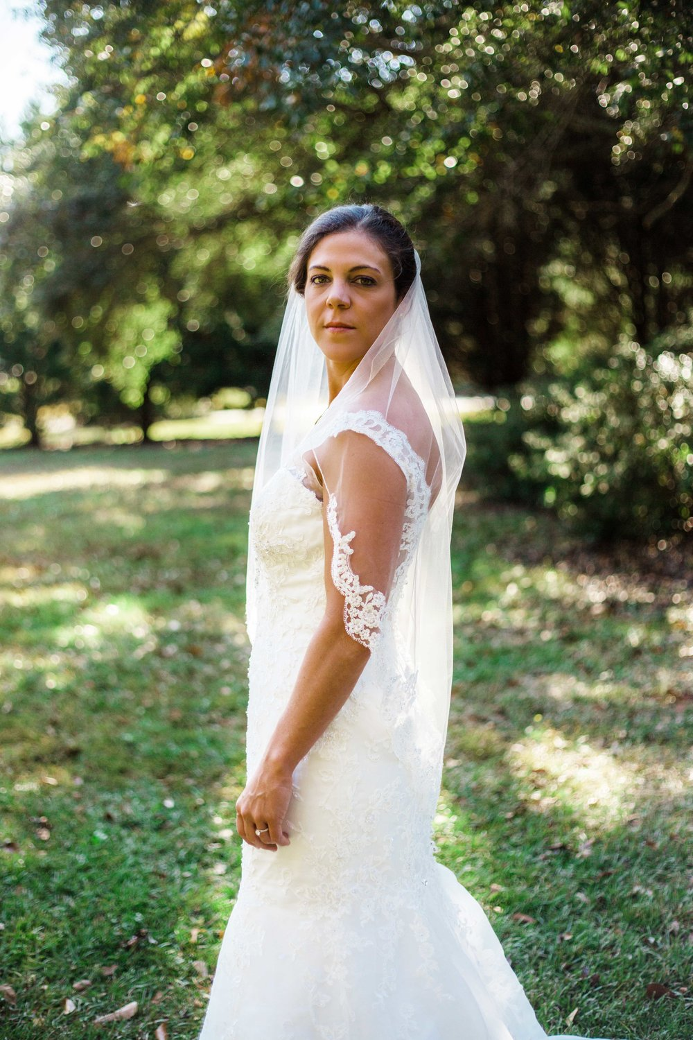 Stunning Charleston Bride