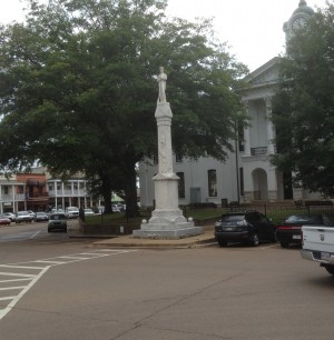 Square in Oxford, Mississippi