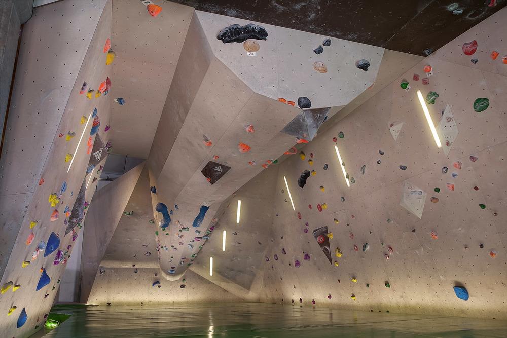 Frankens großer Kletterstolz - das Café Kraft