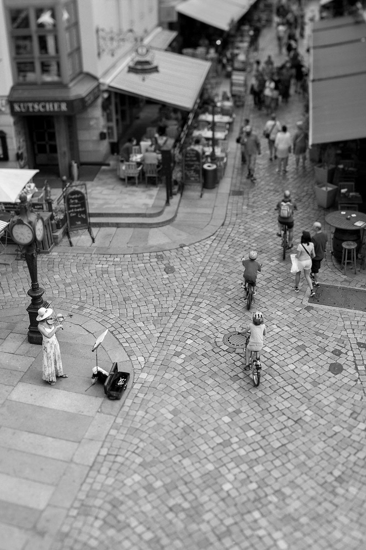 Klänge in den Straßen und eine Prise von früher