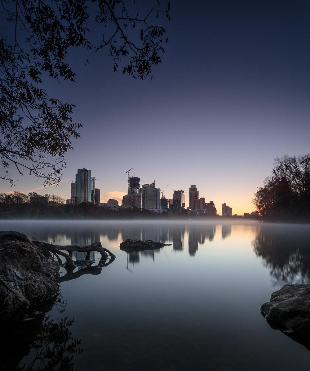 Austin at Sunrise