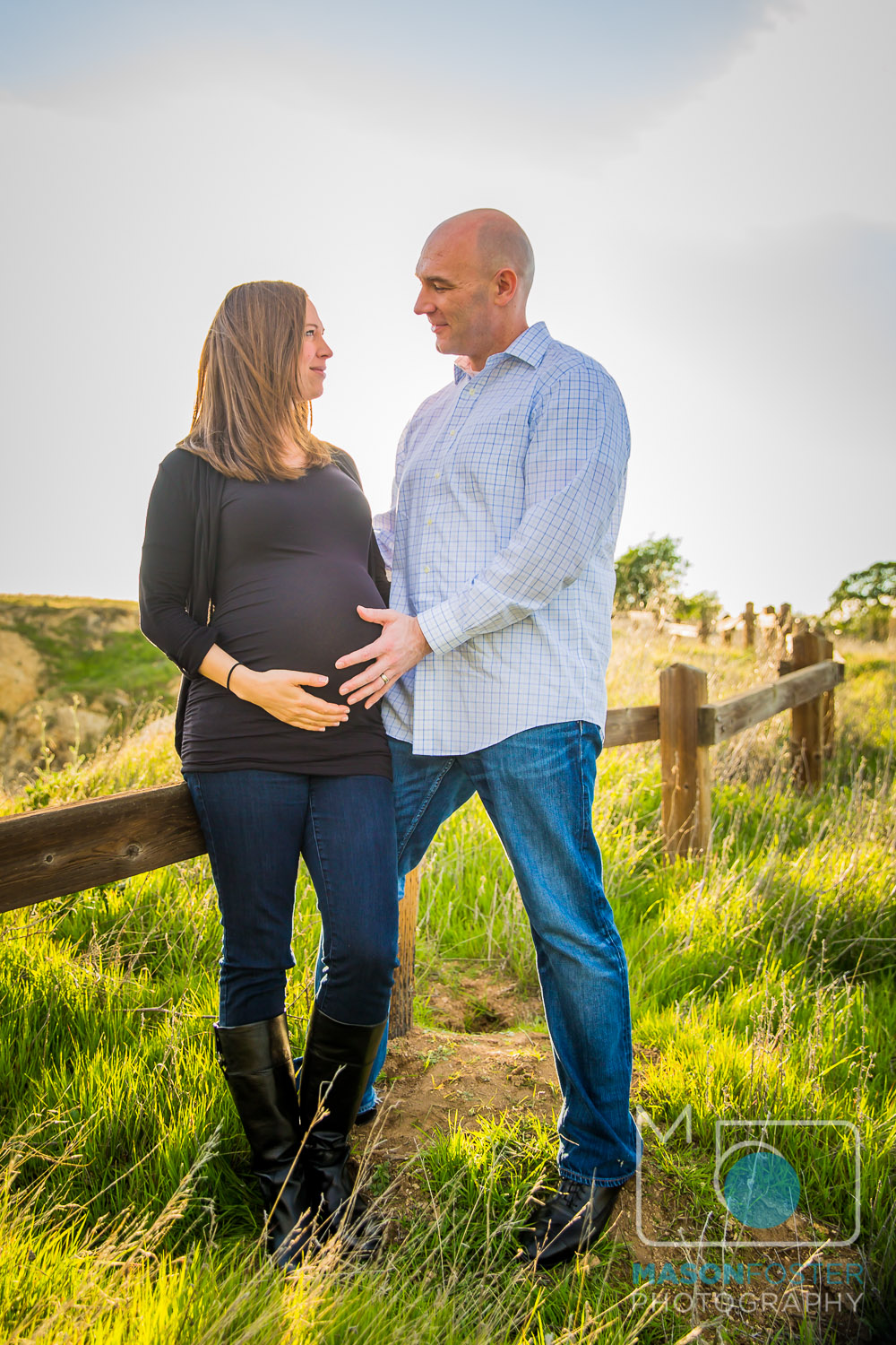 lime ridge maternity photography in walnut creek