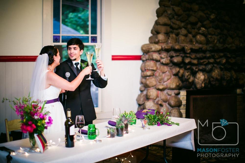 toast| san francisco wedding photography