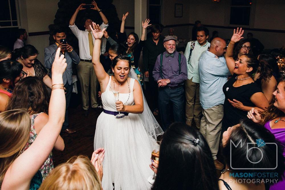 dance party| san francisco wedding photography