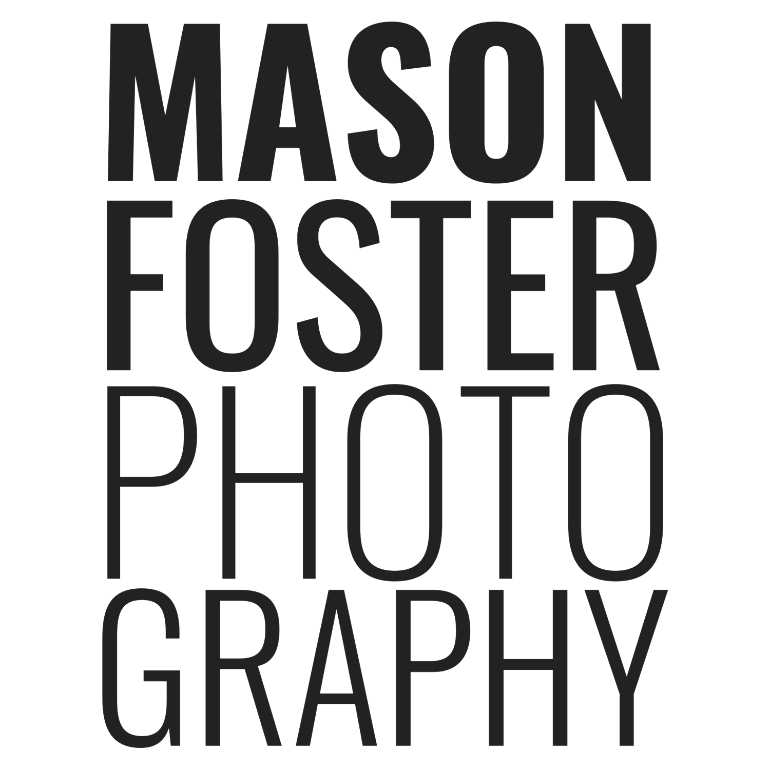 mason foster | commercial portrait photographer