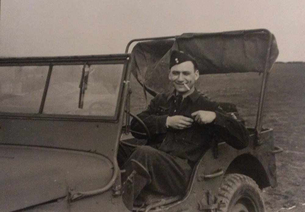 Zaide circa WWII