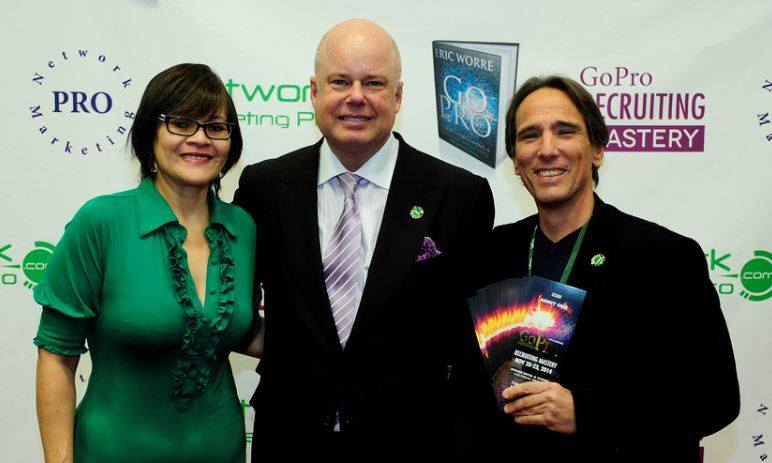 With Eric Worre