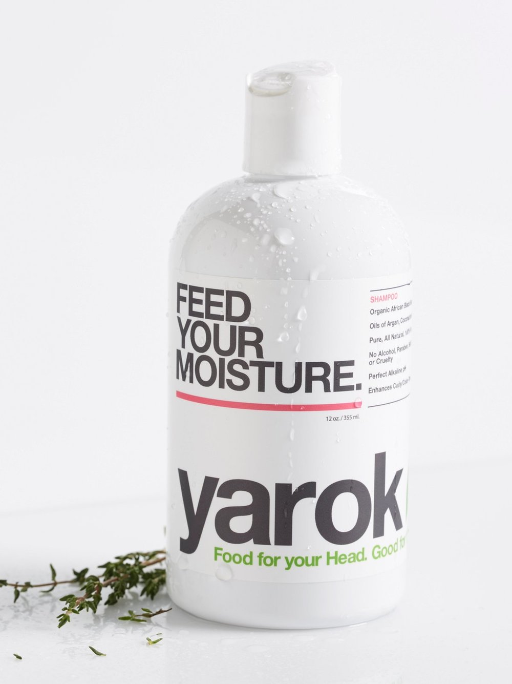 Feed Your Moisture Shampoo by Yarok
