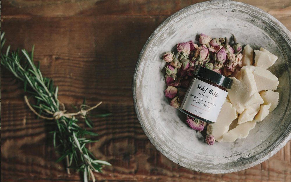 Wild Rose & Neroli Face Cream by Wild Hill