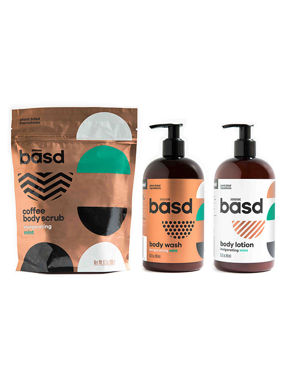 Basd Organic Bath and Body Products