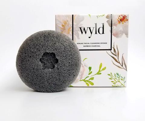 Wyld Natural Facial Sponge