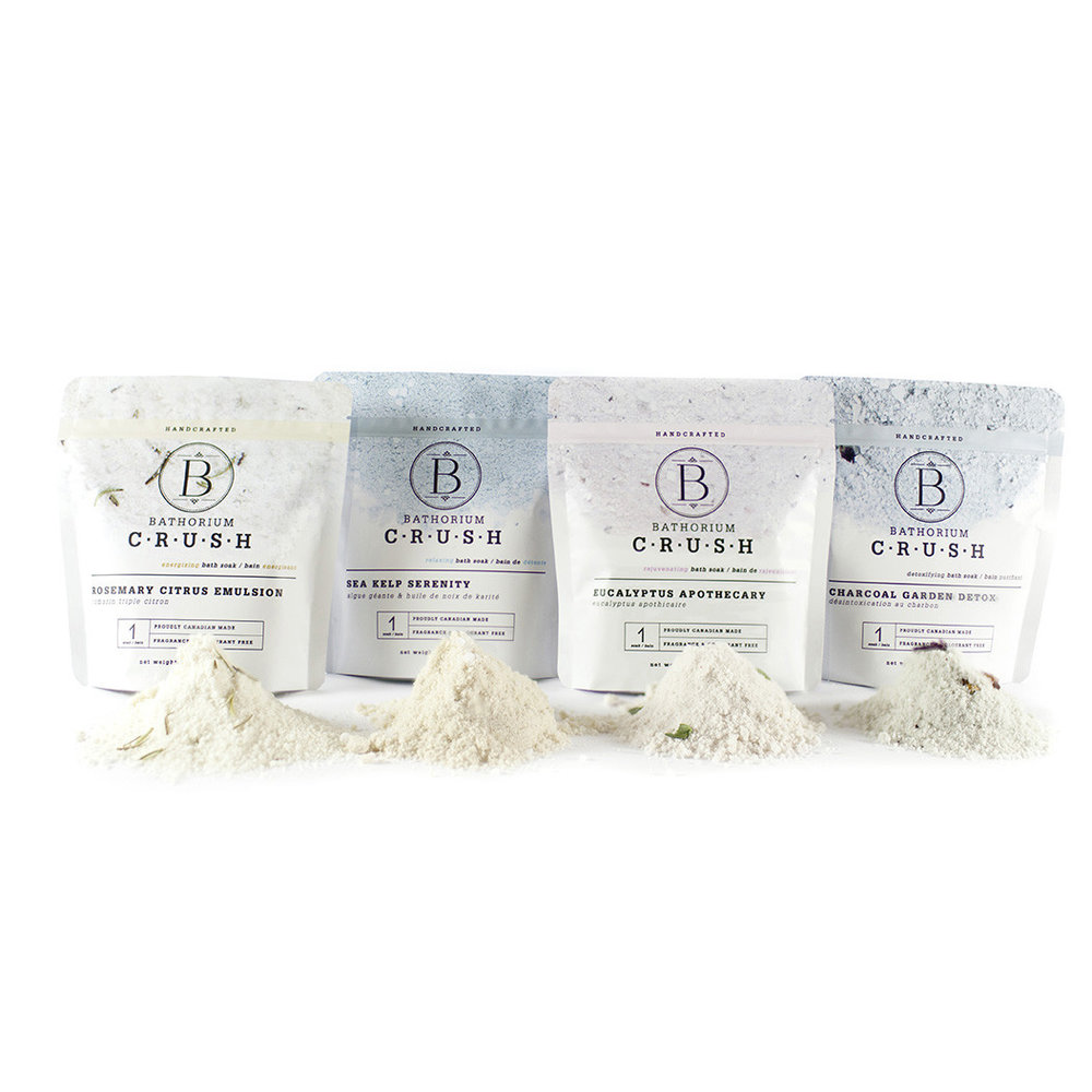 Bathorium Organic Bath Products