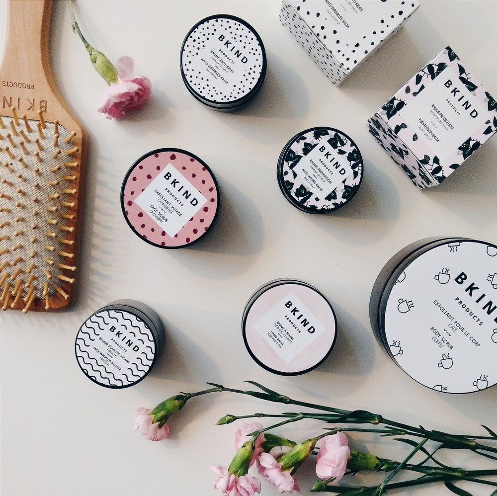 Bkind Vegan Body Products