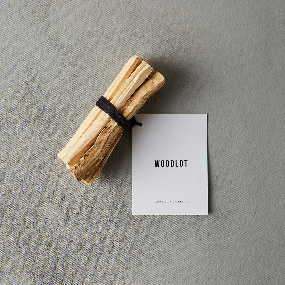 Woodlot Palo Santo Sticks
