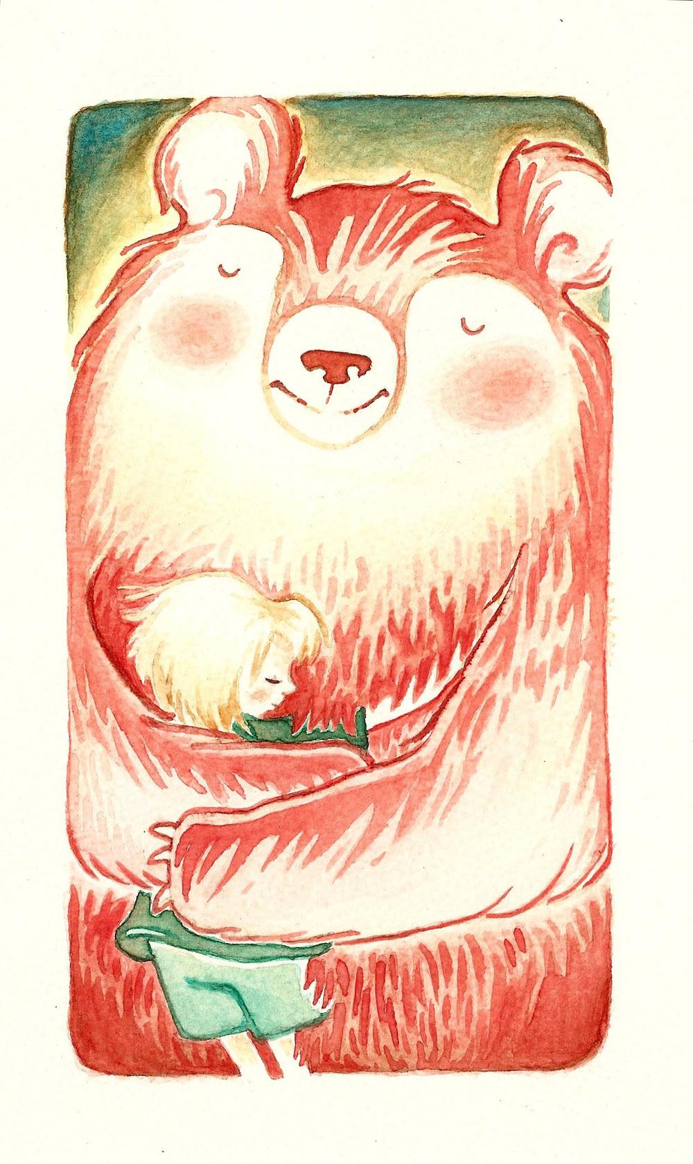 Meg's Bear