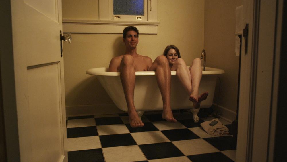 "Still from my short ""Bourbon in the Bathtub"""