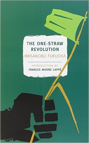 The One-Straw Revolution, $12