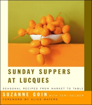 Sunday Suppers at Lucques, $27