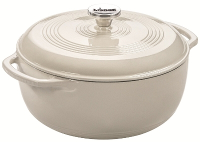 Lodge Enamel Dutch Oven, $55