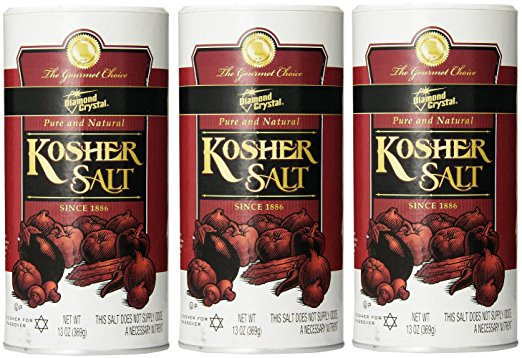 Diamond Crystal Kosher Salt, $10