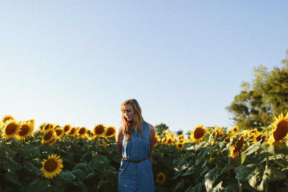 Sunflower Field Grinter's Farm in Lawrence KS-15.JPG