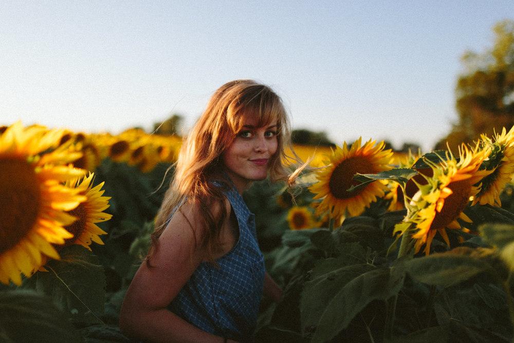 Sunflower Field Grinter's Farm in Lawrence KS-31.JPG