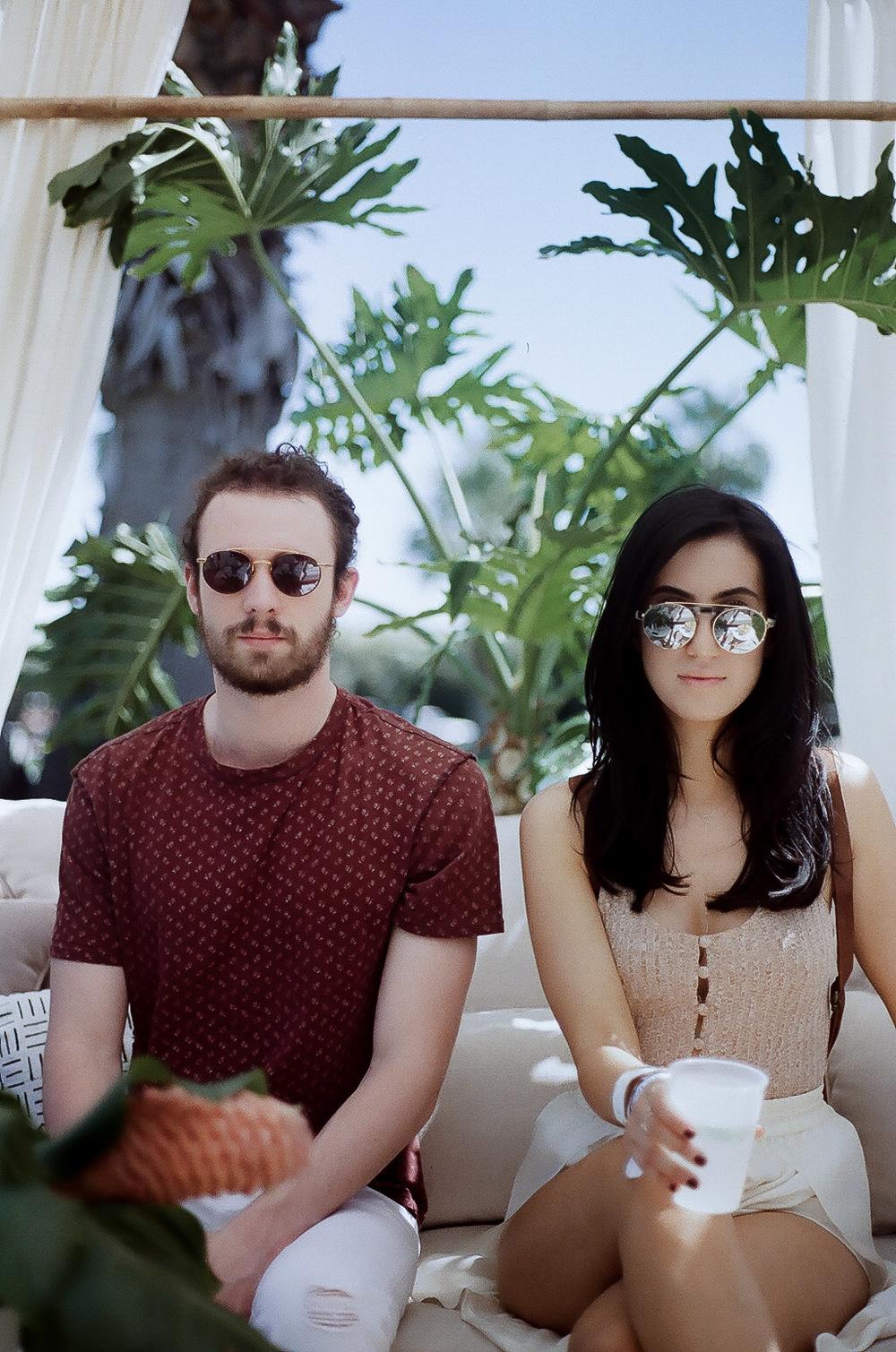 Eric Christian & Tania Sarin