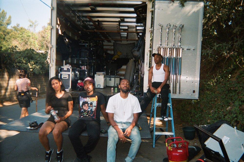 Boogie #EverythingsForSale Film — Behind the Scenes by Emari Traffie