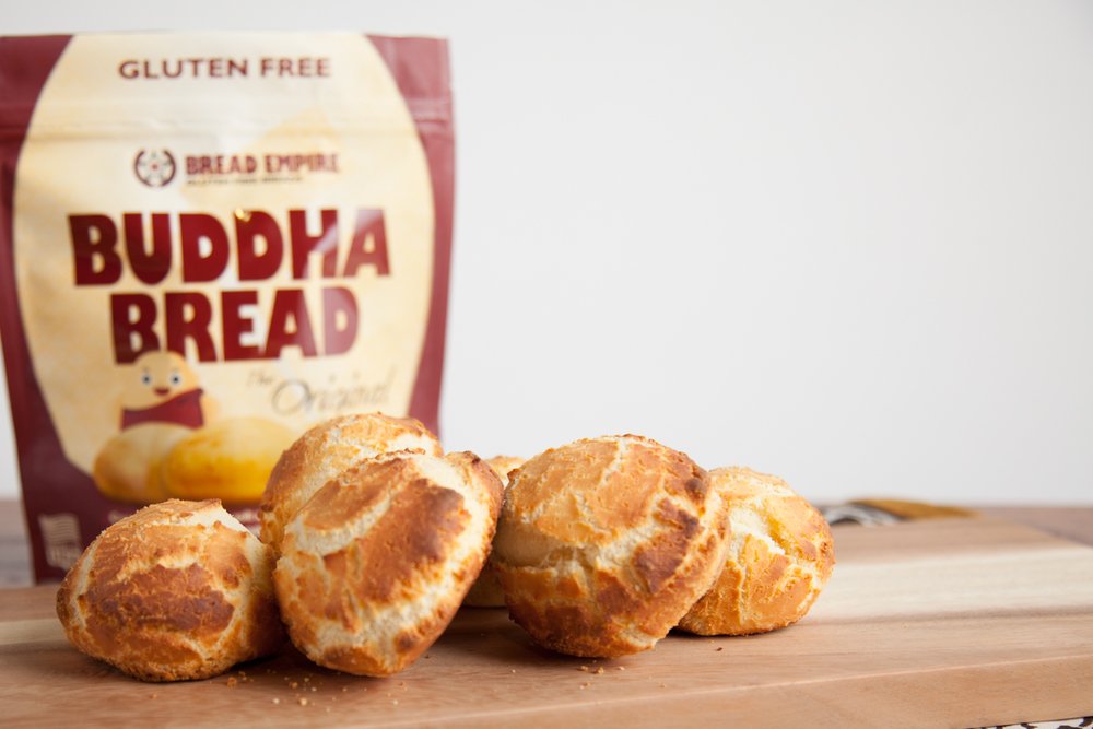 Product shots for Bread Empire.