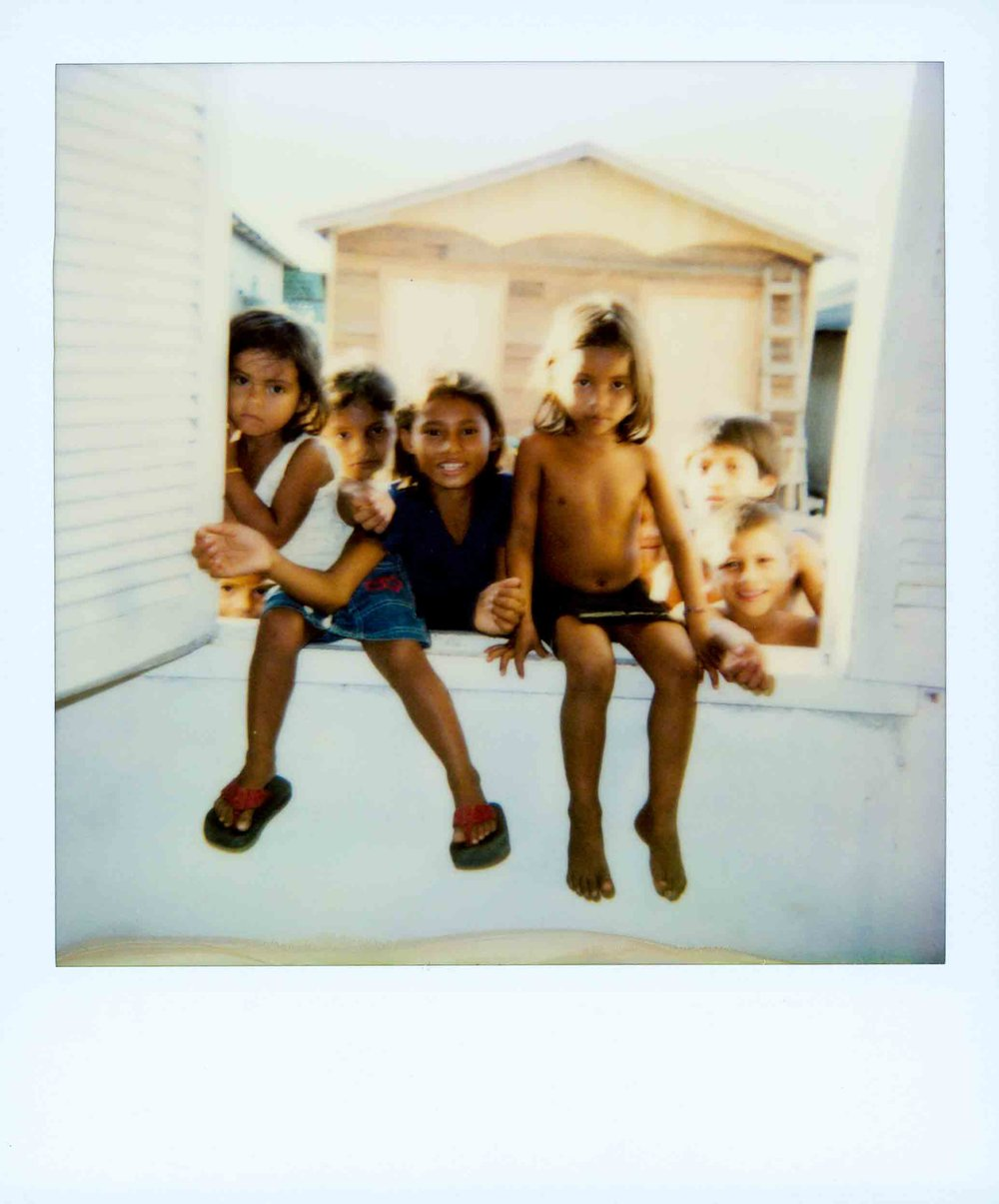 children (polaroid film)