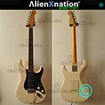 Jeff Beck Fernandes Stratocaster