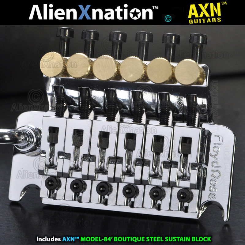 New Floyd Rose — AXN™ | Guitar Boutique