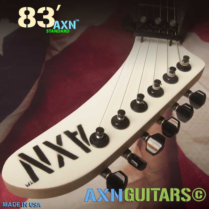 AXN™ 83' - Large Non-Tilt Banana Headstock
