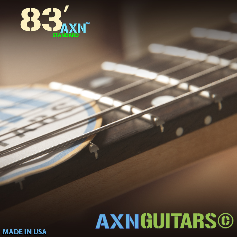 The AXN™- 83'S - Side Dots